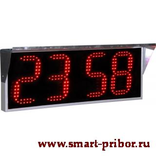 Потребляемая мощность, ва, не более  часы настольные электроника люминесцентный ин.